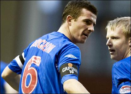 Rangers 2-0 Dundee Utd