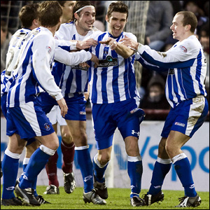 Hearts 1-1 Kilmarnock