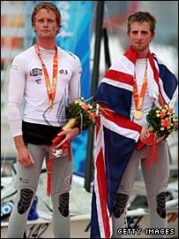 Ben Rhodes and Stevie Morrison