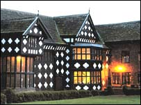 Ordsall Hall (photo courtesy of MEN Syndication)