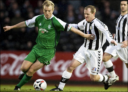 St Mirren 2-1 Hibernian