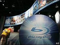 Promoci�n del sistema Blu-ray