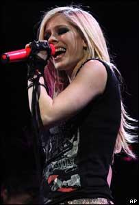 Avril Lavigne, AP