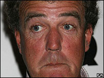 Jeremy Clarkson - we should all have his simple naivete and faith in the system