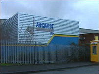 The Arquest factory