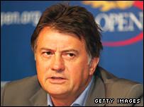 ATP chief Etienne de Villiers