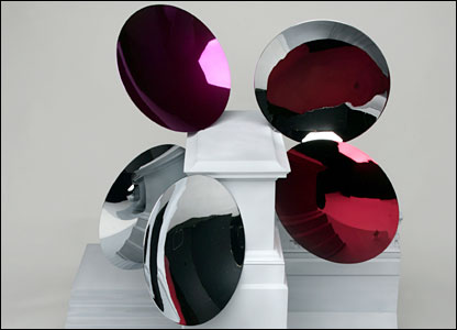 Anish Kapoor's proposal. Picture by James O Jenkins