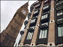 Big Ben and Portcullis House