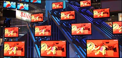 television displays