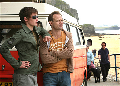 Christian Cooke and Jason Donovan