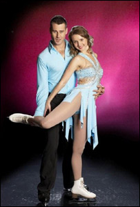 Victoria Borzenkova and Tim Vincent