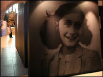 Anne Frank exhibition in Liverpool