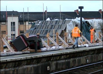Partick train station