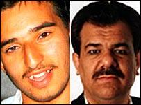 Omar Deghayes and Jamil el-Banna