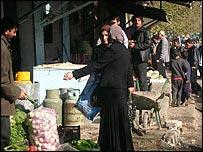 Street in Irbil