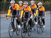 Team Halfords Bikehut