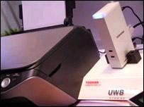 UWB hub