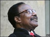 President Omar Bongo