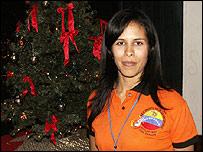 María Alejandra Castellanos, Directora del coro del INOF