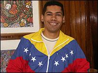 Fredy Ibarra, director de la orquesta del INOF