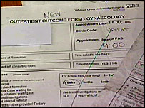 Hospital papers
