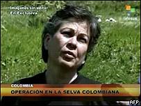 Consuelo Gonz�lez (gentileza Telesur)