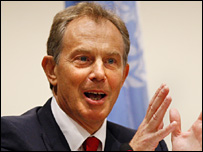 Tony Blair (file)