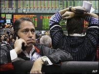 Corredores de Bolsa en Chicago