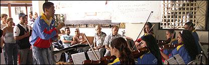 Orquesta del INOF