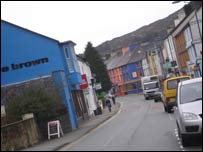 Llanberis High Street