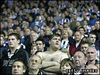 The Newcastle supporters are desperate for success