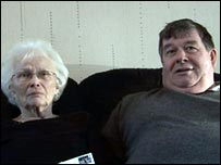 Brenda and Brian Mole