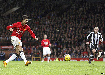 Ronaldo scores his second
