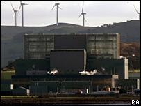Hunterston power station
