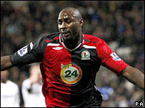 Blackburn's Jason Roberts