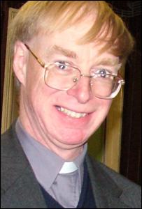 The Reverend Richard Hart