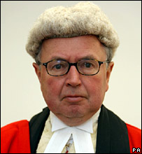 Mr Justice Gross