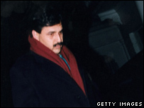 Hasnat Khan, photographed in 1996