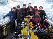 U-boat team