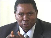 Zimbabwean politician Simba Makoni