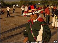 Indígena mexicano