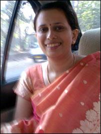 Mumbai resident Aparna Parulkar