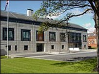 British Embassy in Dublin