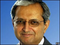 Director ejecutivo de Citigroup Vikram Pandit