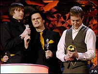 Kaiser Chiefs at Brit Awards 2006