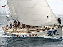 New York yacht