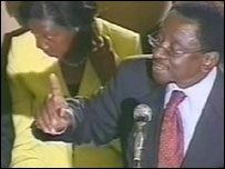 Opposition MP James Orengo