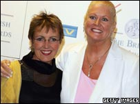 Kim and Aggie