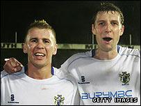 Andy Bishop and Ben Futcher
