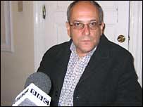 Jos� Obdulio Gaviria, el principal asesor del presidente �lvaro Uribe